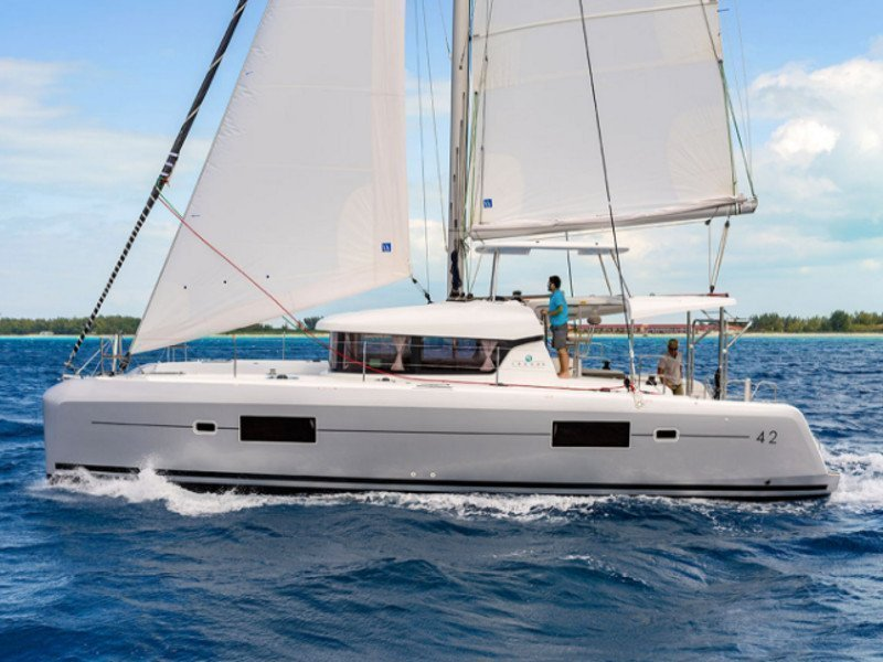 Lagoon 42 (Lagoon 42 Greece: Fully Crewed, ALL EXPENSES)  - 4
