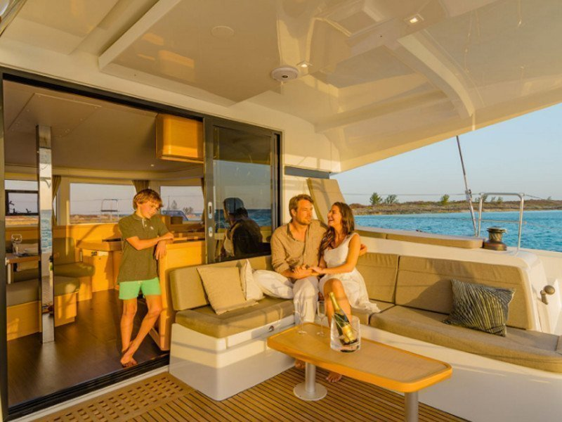Lagoon 42 (Lagoon 42 Greece: Fully Crewed, ALL EXPENSES)  - 1