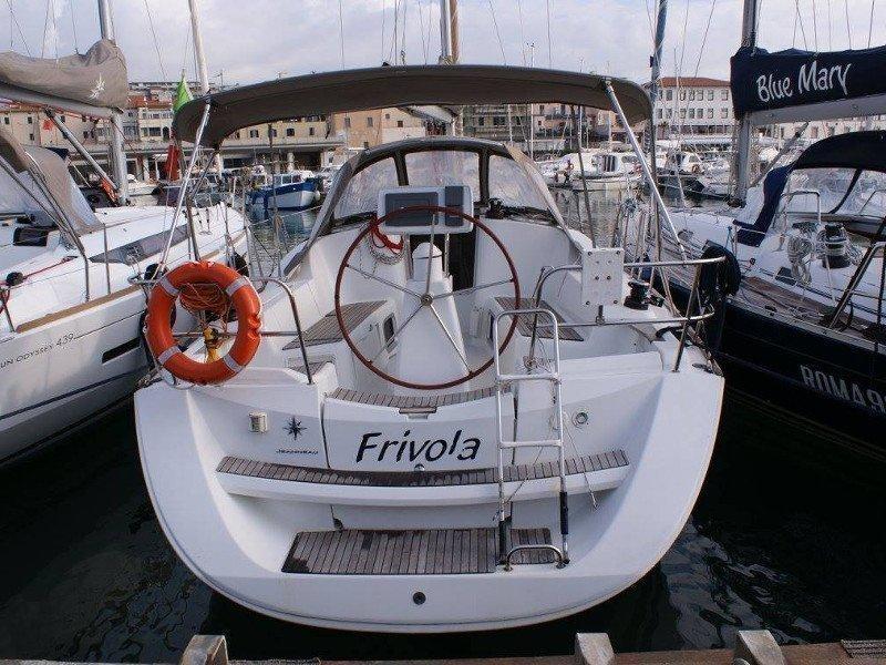 Sun Odyssey 36i (Frivola)  - 3