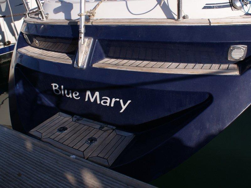 Comar Genesi 43 (Blue Mary)  - 5