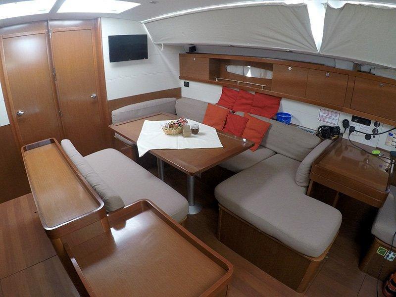 Oceanis 50 (Pika II (Bowthruster, Sails 2020, AC + generator))  - 7
