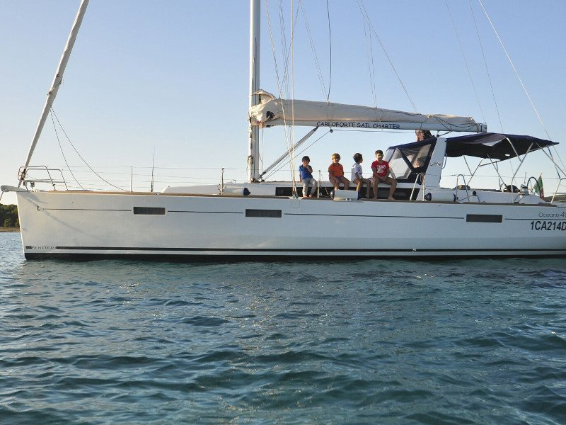Oceanis 45 (JN)  - 3