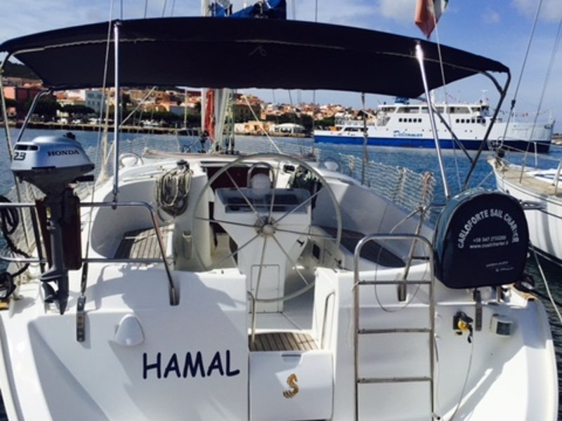 Oceanis 411 (Hamal)  - 2
