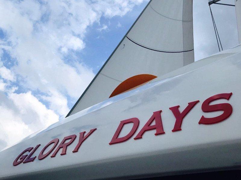 Glory Days - 1