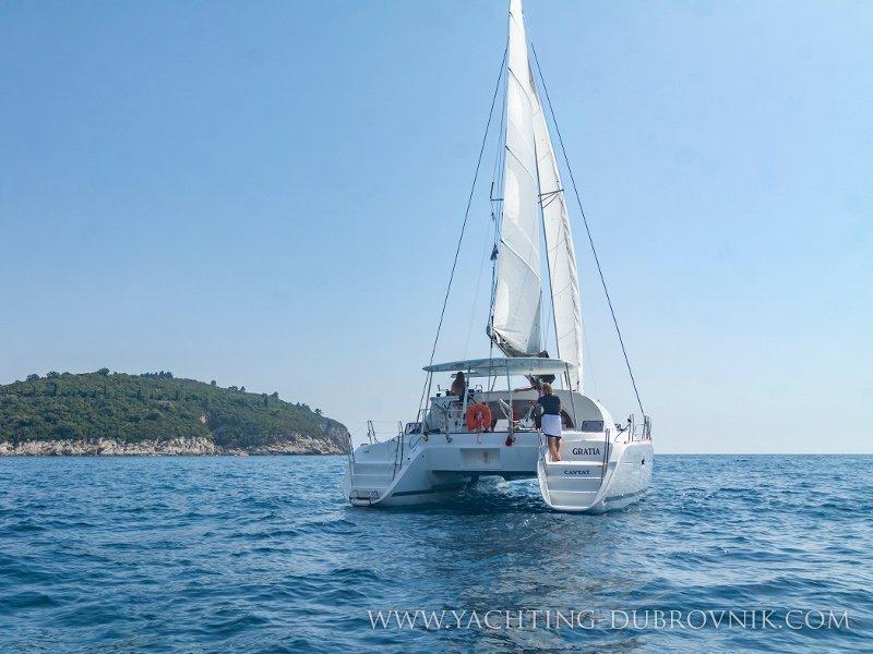 Lagoon 380 (Gratia)  - 5