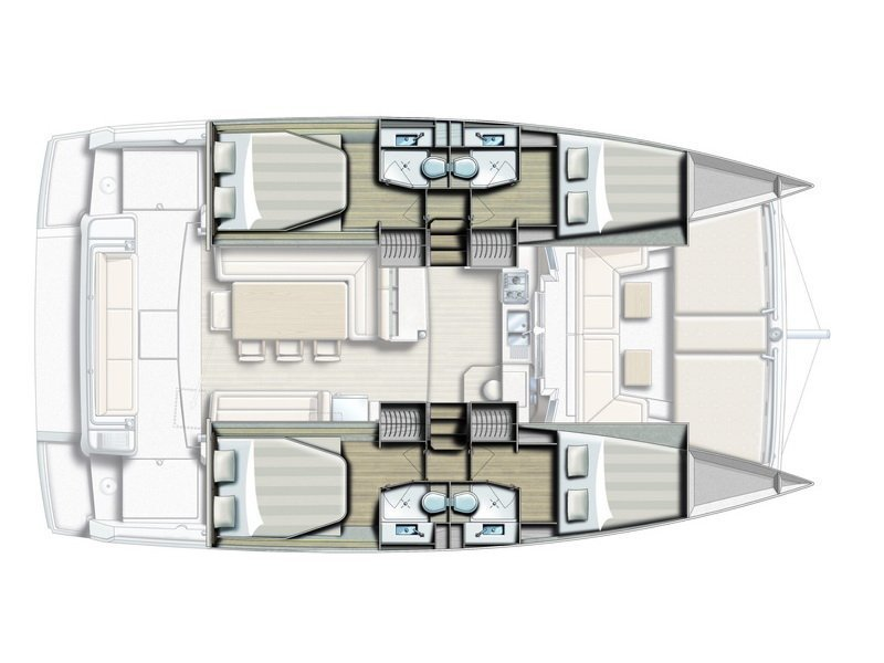 Bali 4.1 (Ocean Dream) Plan image - 1
