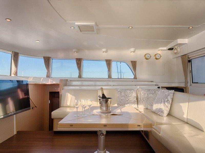 Lagoon 500 Luxury (BOSSA NOVA 1) Interior image - 4