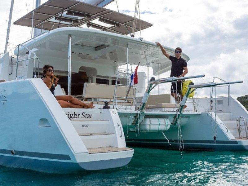 Lagoon 450 Luxury (BRIGHT STAR) Main image - 0