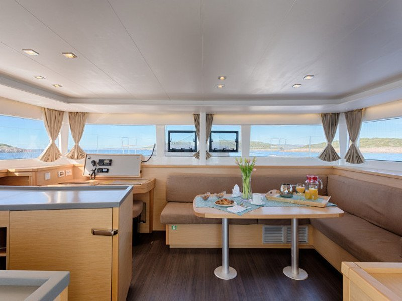 Lagoon 450 F Luxury (METRA feat. A/C and Generator) Interior image - 6