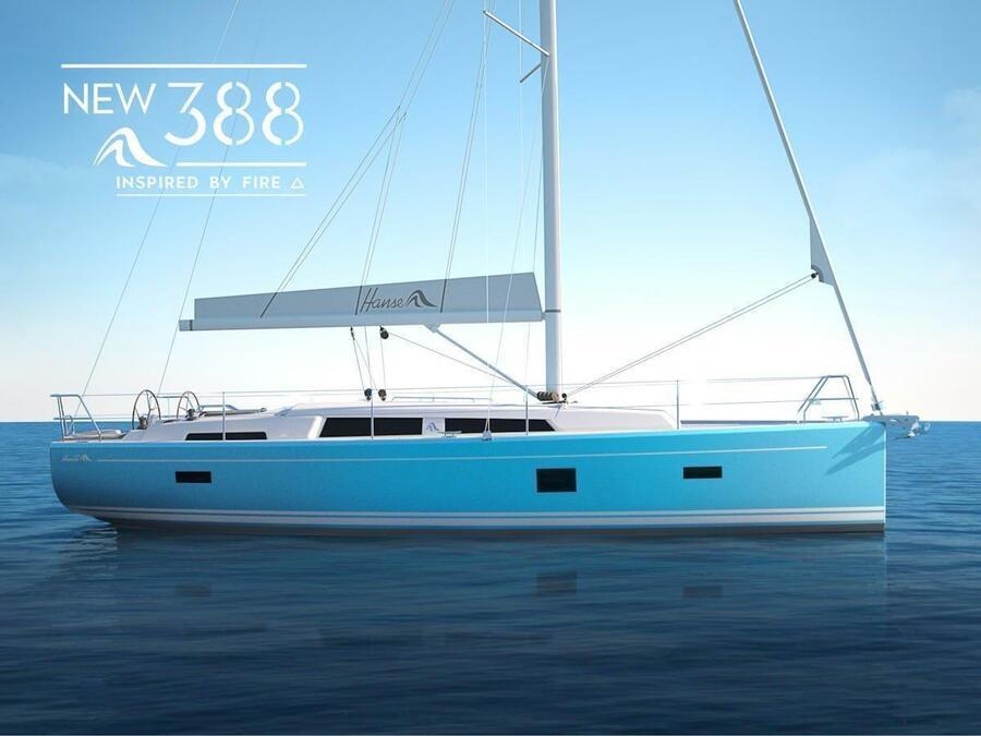 Hanse 388 (ENNOSIGEUS)  - 7