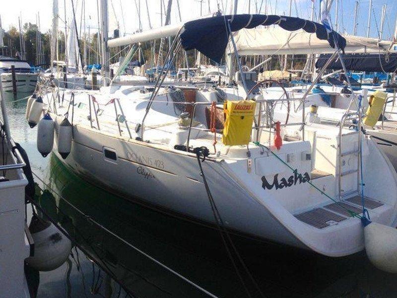 Oceanis 423 (Masha) Main image - 0