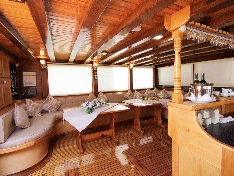 Gulet Harmonia (Harmonia) Interior image - 8
