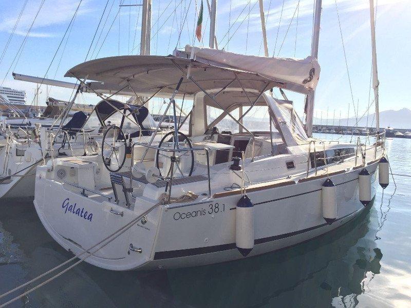 Oceanis 38.1 (Galatea) Main image - 0