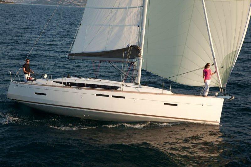 Sun Odyssey 419 (GEVA I)  - 9