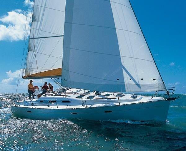 Oceanis 393  (Milica)  - 5