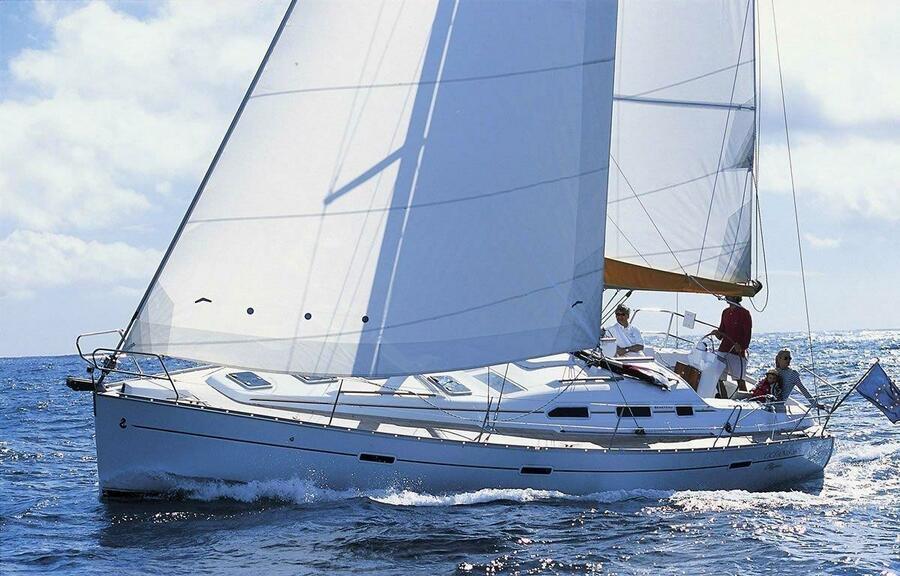 Oceanis 393  (Milica)  - 1