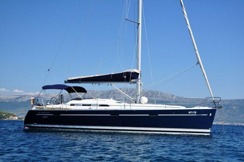 Oceanis 393  (Milica)  - 4