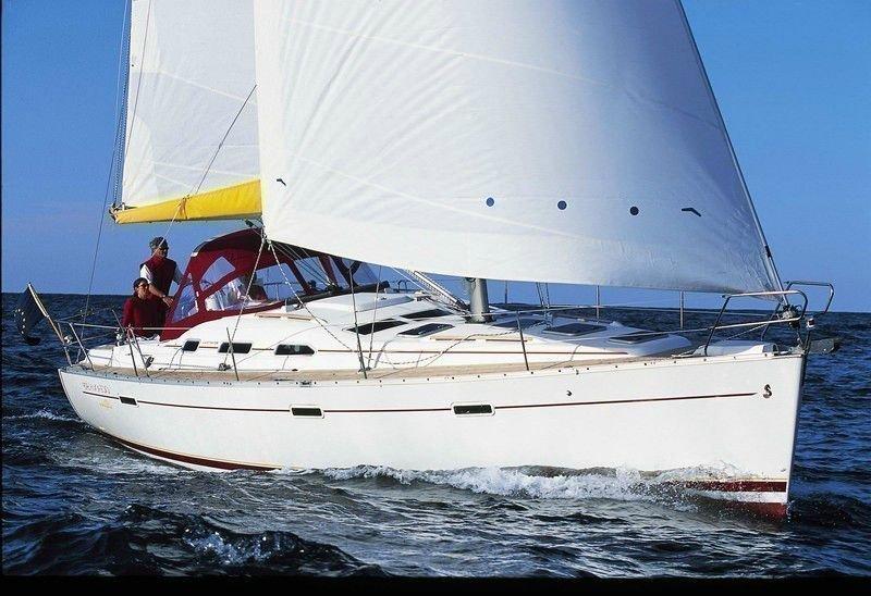 Oceanis 393  (Milica)  - 6