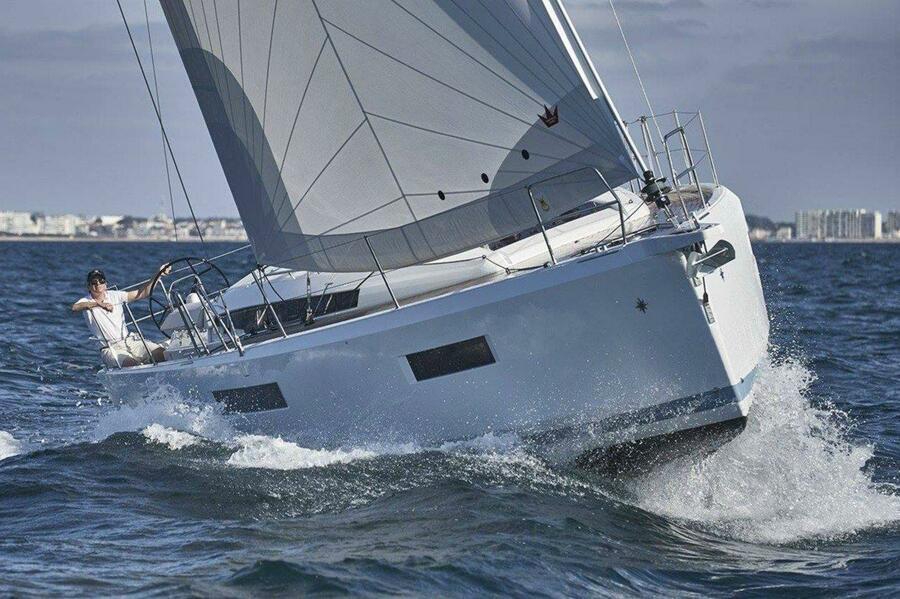 Sun Odyssey 440 (LEFKIPPI )  - 3