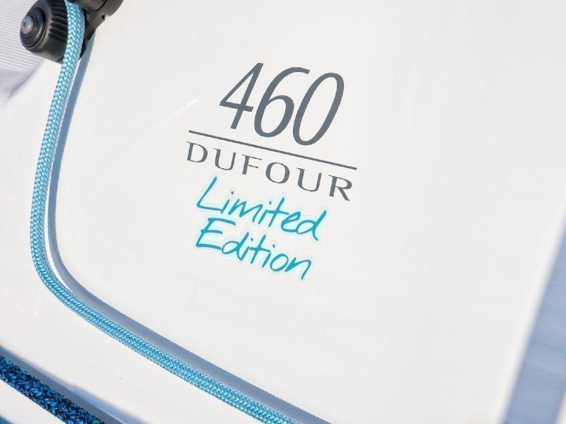 Dufour 460 Grand Large (BELLATRIX)  - 55