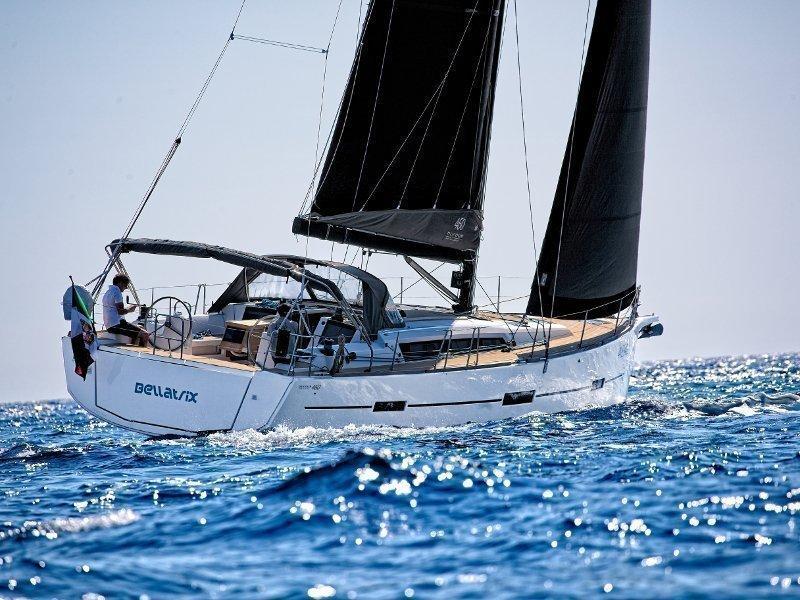 Dufour 460 Grand Large (BELLATRIX)  - 25