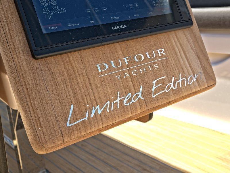 Dufour 460 Grand Large (BELLATRIX)  - 38