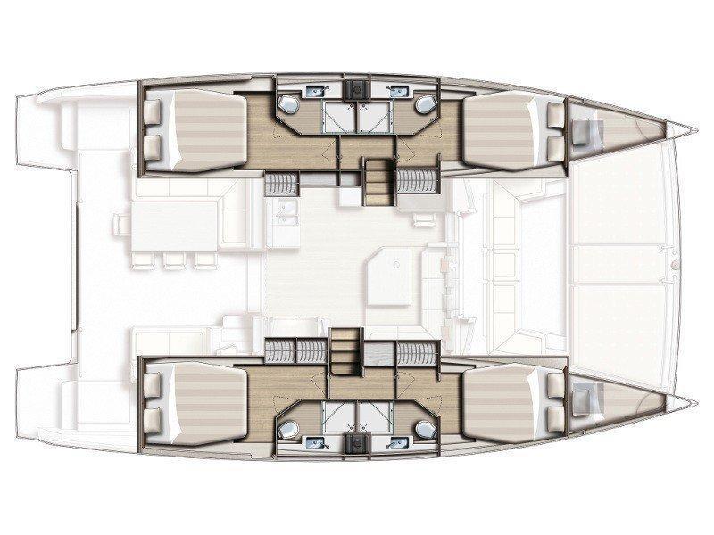 Bali 4.5 (PANDORA V) Plan image - 2