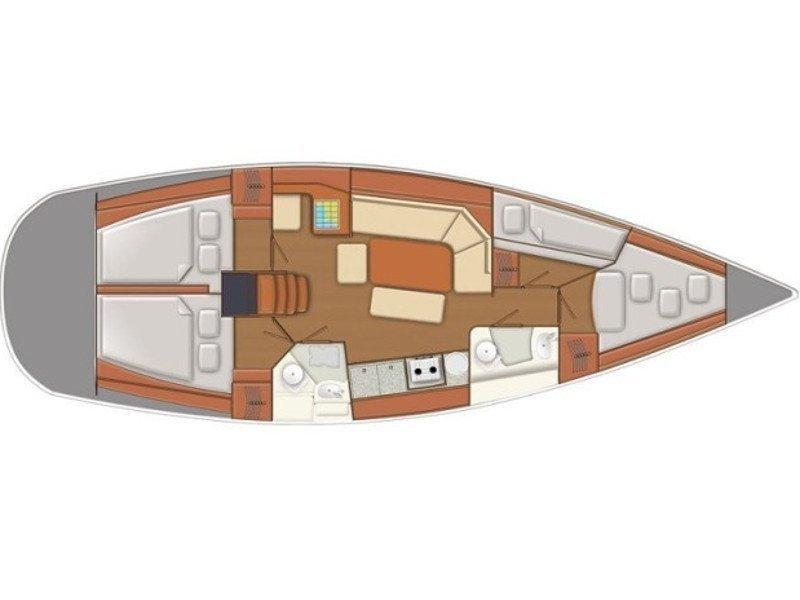 Delphia 40 (Stramba) Plan image - 2