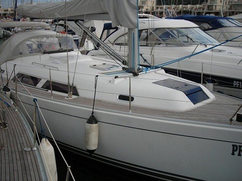 Hanse 370 (Sventola)  - 2