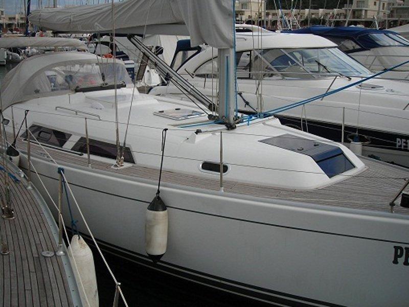 Hanse 370 (Sventola)  - 1