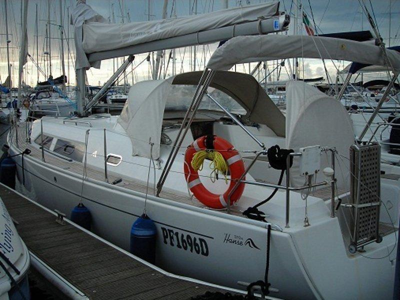 Hanse 370 (Sventola) Main image - 0