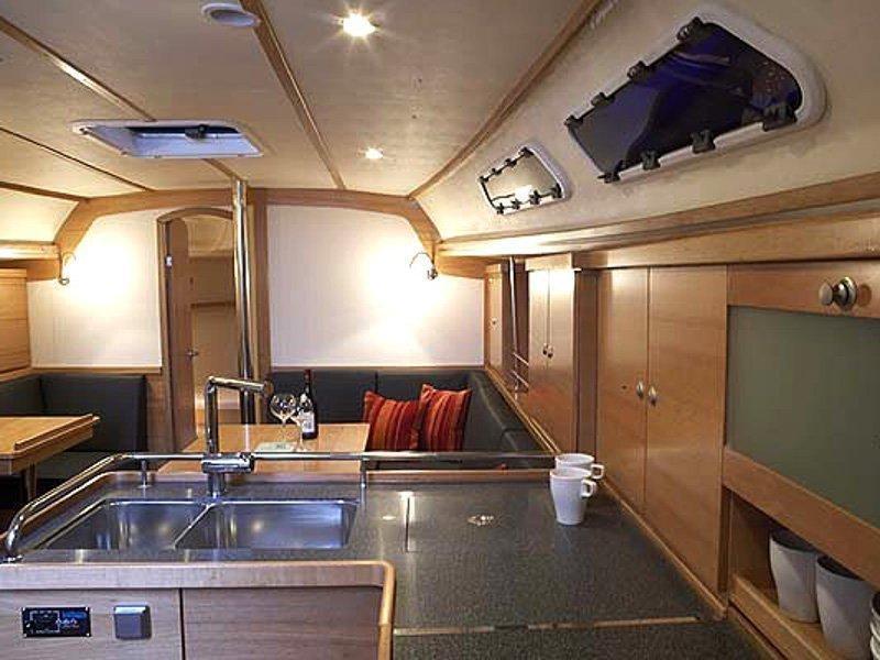 Hanse 370 (Sventola) Interior image - 5