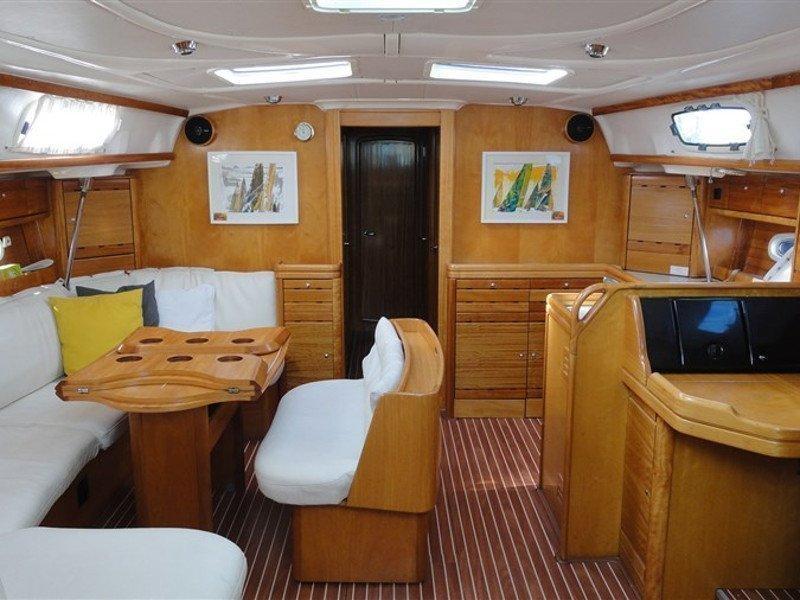 Bavaria 50 Cruiser (Briseide) Interior image - 2