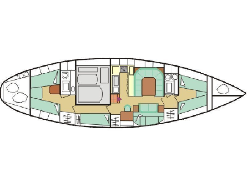 Amel Maramu (Delos) Plan image - 3