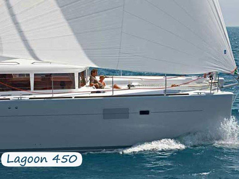 Lagoon 450 (Wentura)  - 3