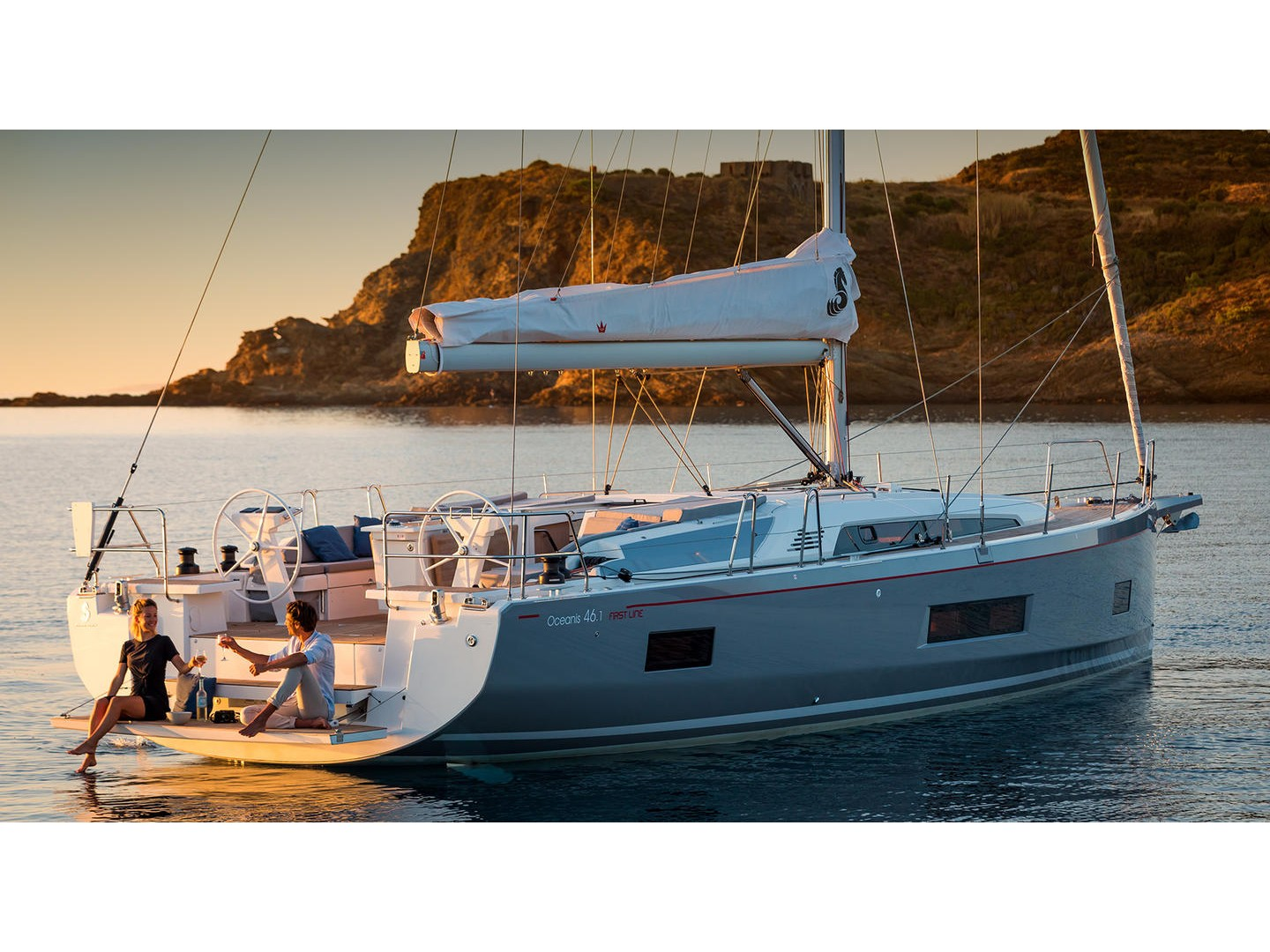 Oceanis 46.1 / 3 cabins (Lady Relax) Main image - 0
