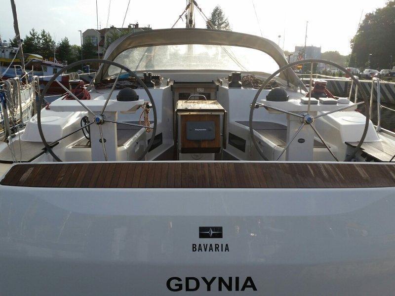 Bavaria Cruiser 50 (Baltica Yachts XII)  - 1