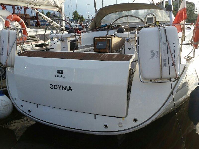 Bavaria Cruiser 50 (Baltica Yachts XII)  - 3