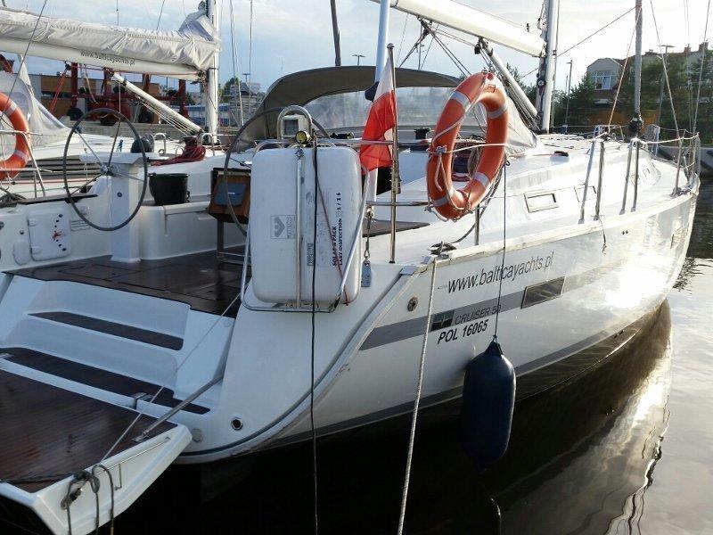 Bavaria Cruiser 50 (Baltica Yachts XII)  - 4