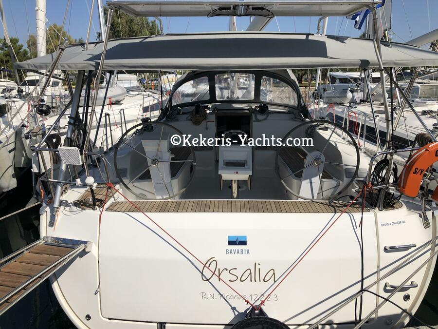 Bavaria Cruiser 46 (S/Y Orsalia) Main image - 0