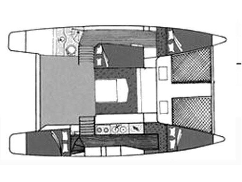 Seawind 1000 (Aurora) Plan image - 5