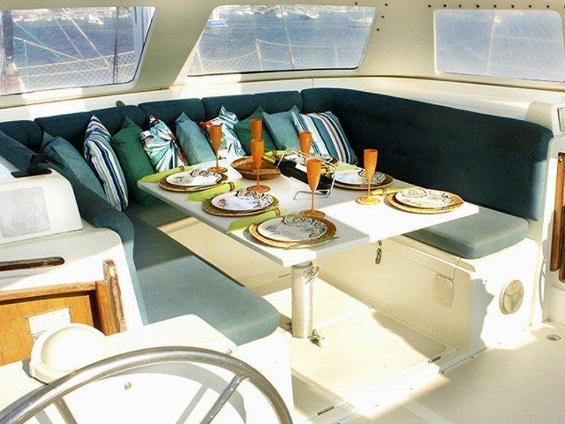 Seawind 1000 (Aurora) Interior image - 1