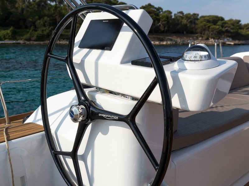 Dufour 520 GL (EURUS - BLUE HULL, AC+GEN., UNDERWATER LIGHTS)  - 17