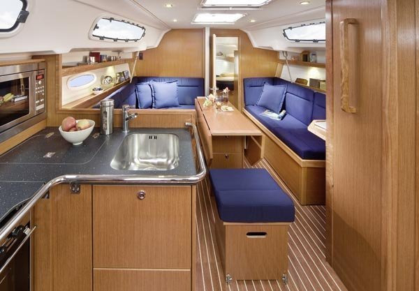 Bavaria 35 Cruiser (B35-2) Interior image - 3