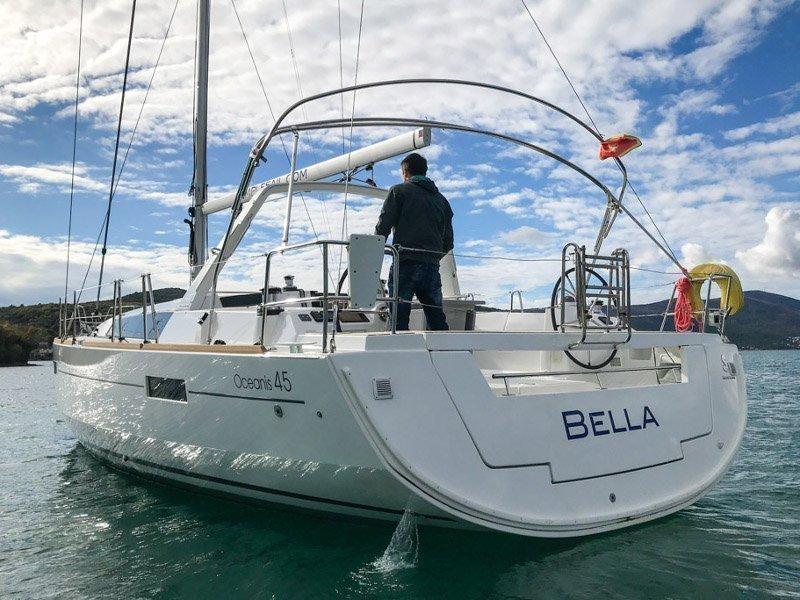 Oceanis 45 (4 cabs) (Bella)  - 17