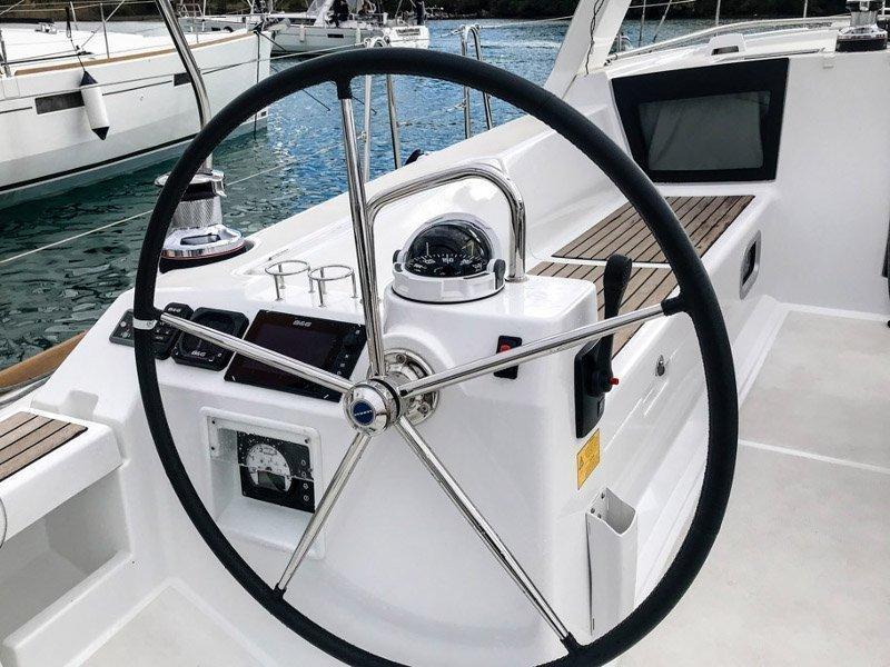 Oceanis 45 (4 cabs) (Bella)  - 6