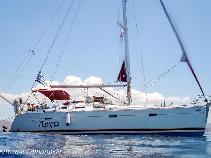 Oceanis 393 Clipper (Argo)  - 3