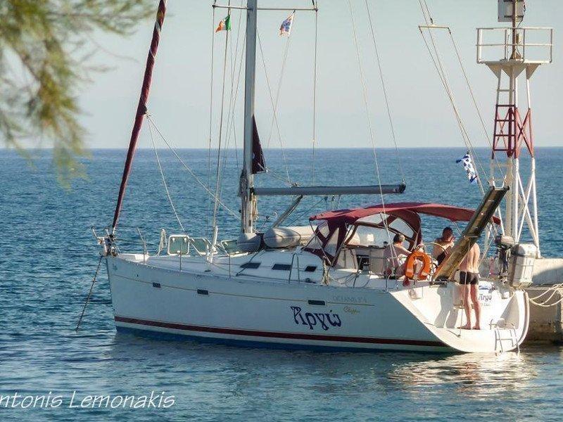 Oceanis 393 Clipper (Argo)  - 6