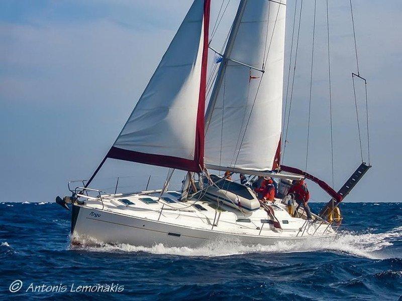 Oceanis 393 Clipper (Argo) Main image - 0