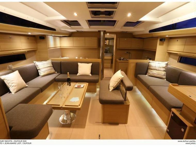 Dufour 512 GL (Dreamer) Interior image - 5